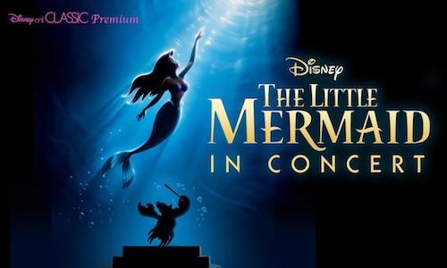 「Disney on CLASSIC Premium 『リトル・マーメイド』イン・コンサート 」ご来場の皆さまへ