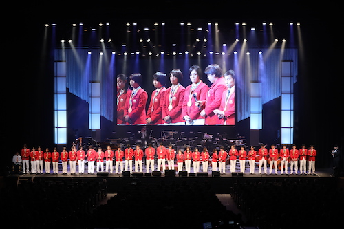昨シーズン大活躍!日本に勇気と感動をもたらしたアスリートらが参加「オリンピックコンサート2019」