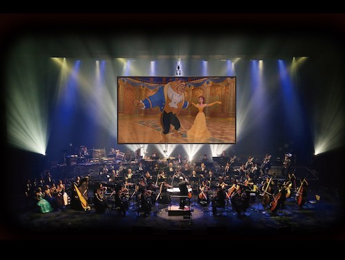チケットプレイガイド先行予約、続々受付開始!「Disney on CLASSIC Premium 『美女と野獣』イン・コンサート」