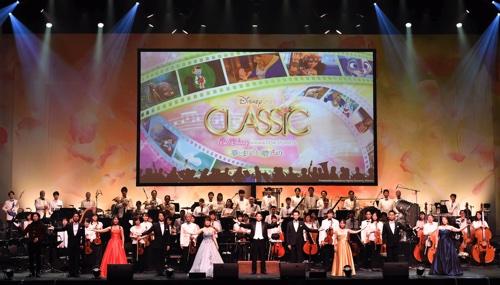 「ディズニー・オン・クラシック 〜夢とまほうの贈りもの」開幕!